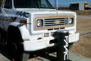 Cột chắn xe tự động Faac